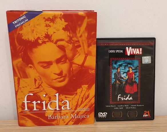 Frida - Barbara Mujica - carte + DVD