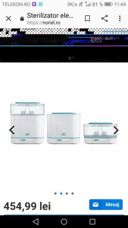 Vand sterilizator electric Philips Avent 3in1