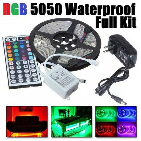 Banda led RGB siliconica