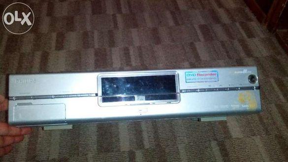 Продавам DVD Recorder Philips Dvdr 880