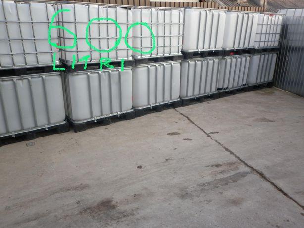 ibc rezervoare 600 l
