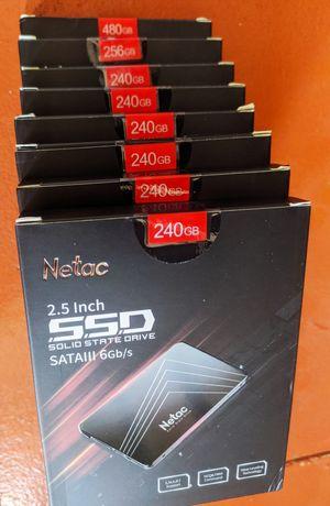 SSD диски  Netac