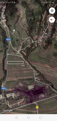 Teren de vanzare(Valea Copcii)