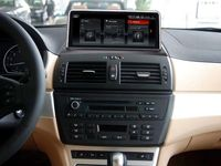 Навигация Android 10 4GB RAM BMW X3 E83 БМВ Е83 Андроид 2006-2009