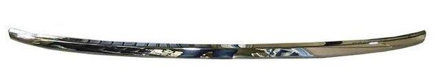 Молдинг переднего бампера Хром Хайландер 11- Highlander 11-