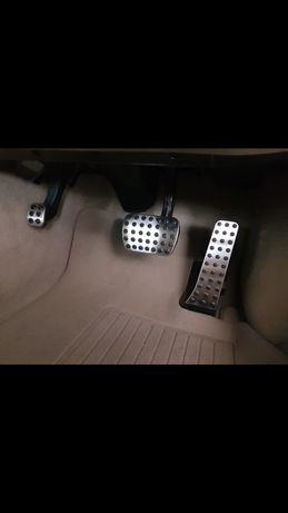 Накладки на педаль Mercedes w124 w140 w202 w203 w210 w211 w212 w220