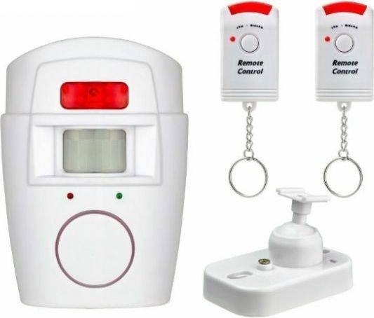 Портативна алармена система (Аларма 110 dB) за Гараж/Вила/Каравана