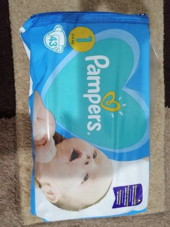 Pampers 1 - 30lei