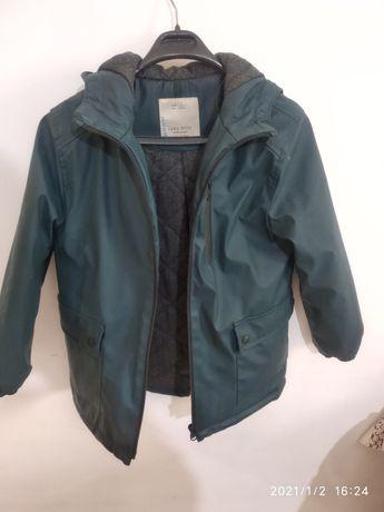 Куртка демисезонная-дождевик от Zara на 6-8лет