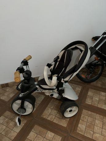 Trotineta 2 in 1 bicicleta