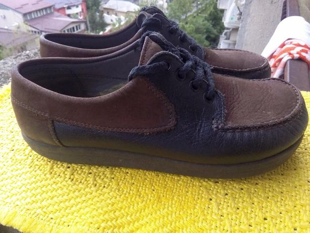 Pantofi piele B.A.R. măr 40 (25.3 cm),