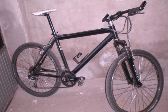 Велосипед на компанията Kraftstoff bikes