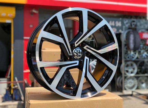 """Джанти за Volkswagen VW GTI CLUBSPORT Шкода 5x112 16"""" 17"""" 18"""" 19"""" Сеат"""