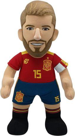Оригинална плюшена кукла- фигура наСерхио РамосSergio Ramos25 см