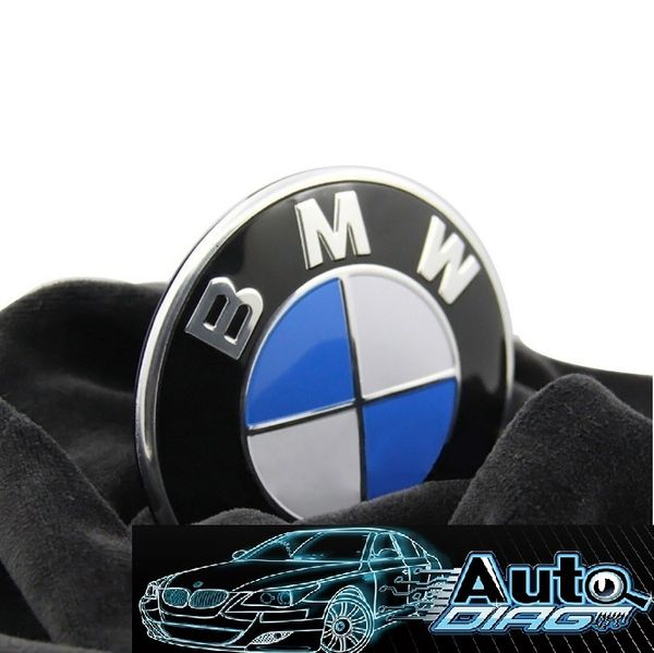 Емблема за БМВ/BMW - 82мм - ОРИГИНАЛНА Немска!!! с. Герман - image 1
