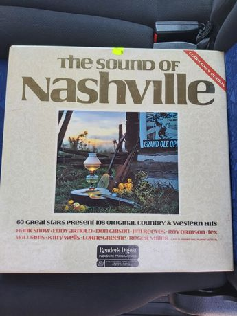 The sound of Nashwille