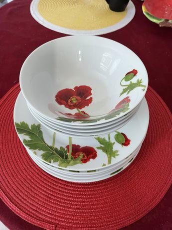 Набор тарелок «маки»