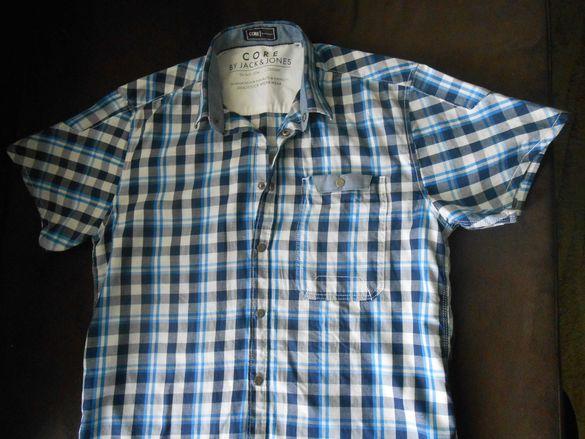 Оригинална мъжка риза JACK & JONES