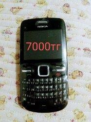 Nokia C3 как новая простушку , кнопочный телефон