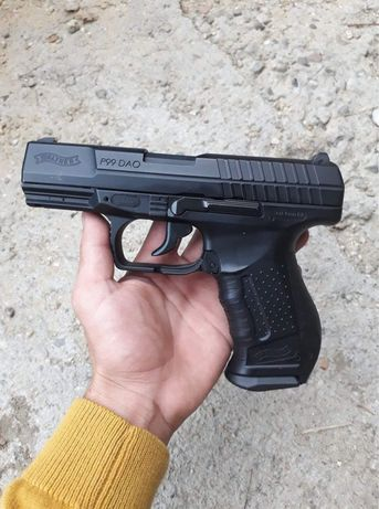 Vand Pistol P99 walther airsoft