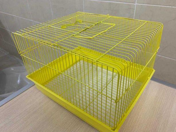 Переноска клетка для мелких животных.