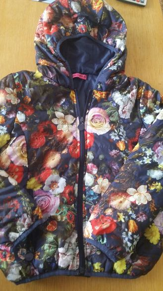 Пролетно-есенно тънко яке