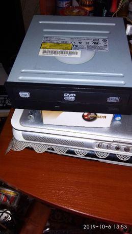 Обменяю DVD привод SATA с внутренней установкой для компьютера новый