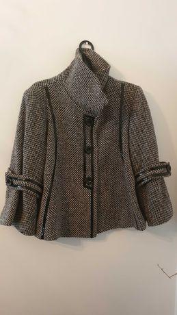Capa de lana Léa Greb