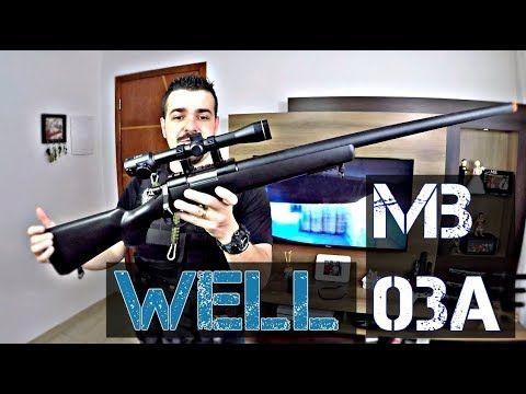 PUTERE MARE-Pusca Modificata(MECANISM) Intern Airsoft 6.04mm AWP-ARC