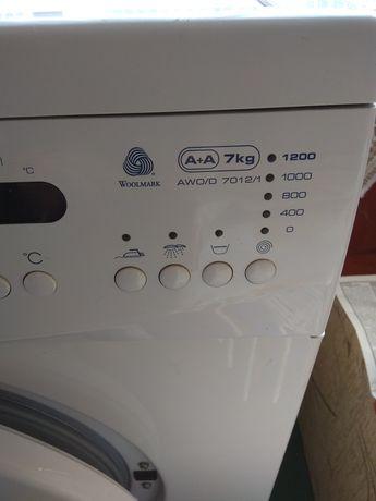 Пералня Whirlpool AWO/ D 7012/1 за части