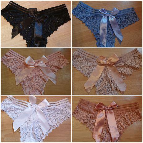 Дамски бикини в различни цветове