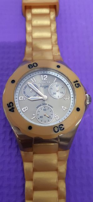 Ceas dama Invicta Angel 1274 Gold