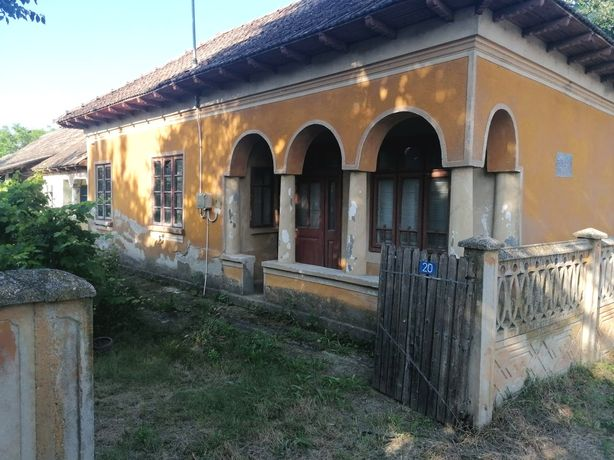 Casa batraneasca + teren