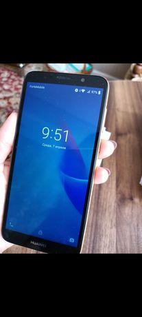 Huawei Y5 коричневый