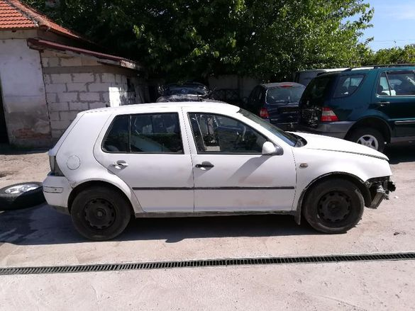 VW Golf4 1.9tdi НА ЧАСТИ