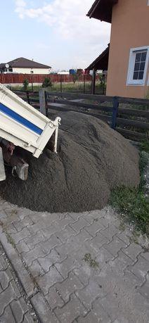 Nisip moloz sort piatră sparta frezura asfalt moloz