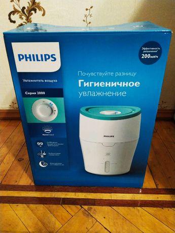 Увлажнитель-очиститель воздуха PHILIPS HU4801