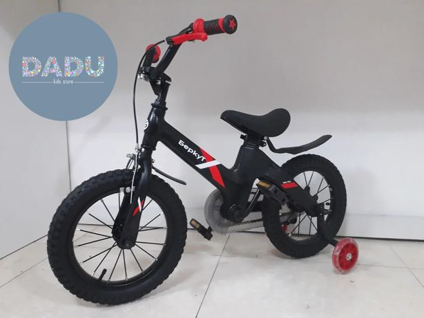 Детский велосипед БЕРКУТ (алюминиевая рама)