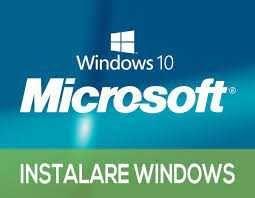 Instalari Windows 10 - Reparatii calculatoare / laptopuri Routere wifi