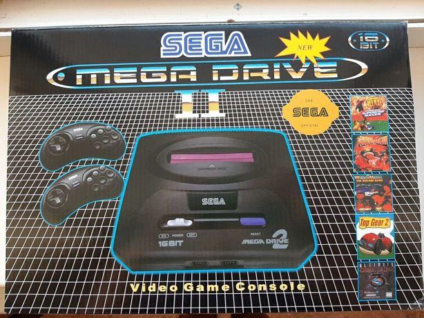 Новая Игровая Приставка Сега / Sega Mega drive2 368 игр