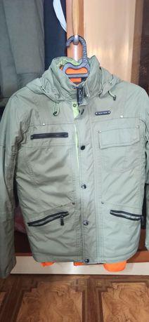 Осеняя куртка мужская