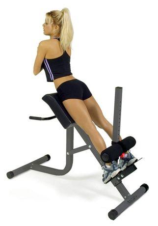 Римски стол с Хиперекстензия , BodyCraft Фитнес Пейка