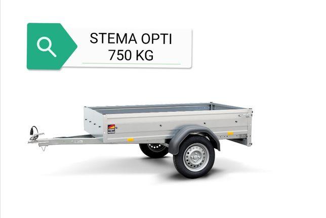 Remorci Auto/750kg: transport MARFURI USOARE,MOTO&ATV-GERMANIA