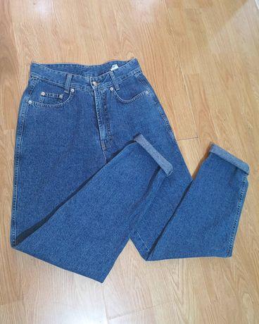 Blugi Mom jeans 34 36