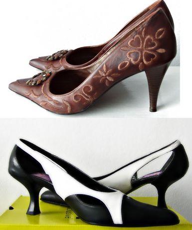 Елегантни обувки New Matic и Roberto Lenzi