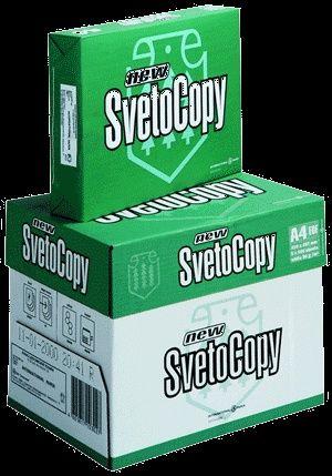 Продам бумагу А-4 Svetocopy бесплатная доставка!