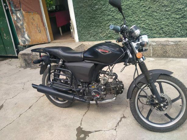 Продам мотоцикл альфа самурай или обмен