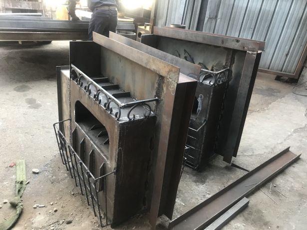 Банная печь на две парилки