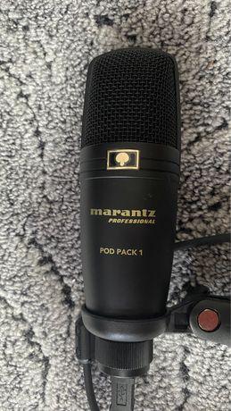Microfon marantz prefesional pod pack 1 / casti ath-m20x