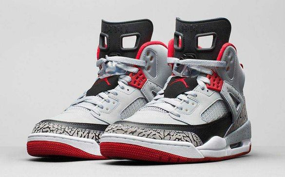 Jordan Spizike 'Wolf Grey'